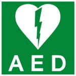 AED aanwezig in ons gebouw